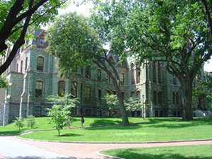 University of PA - College Hall