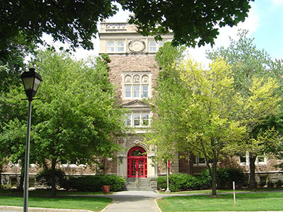 Ettinger Hall at Muhlenberg College